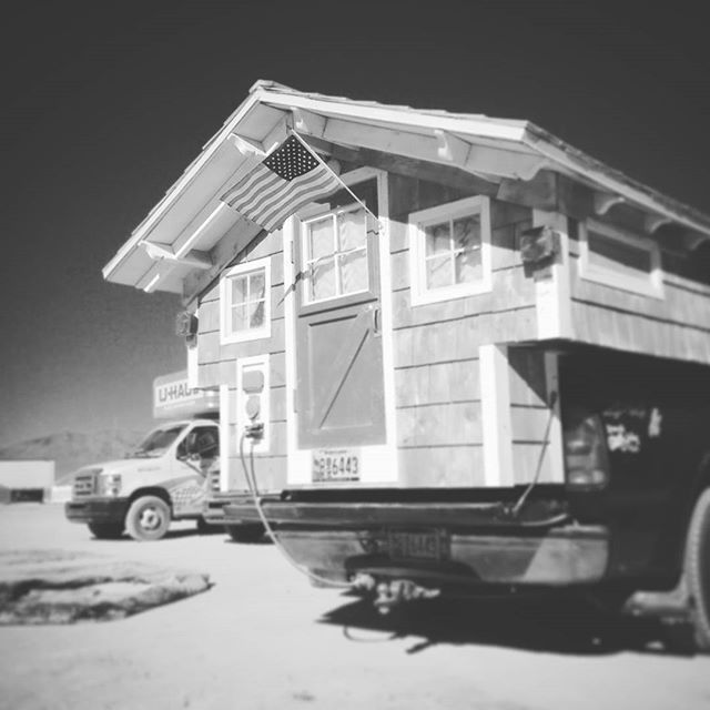 the ford flophouse at burning man