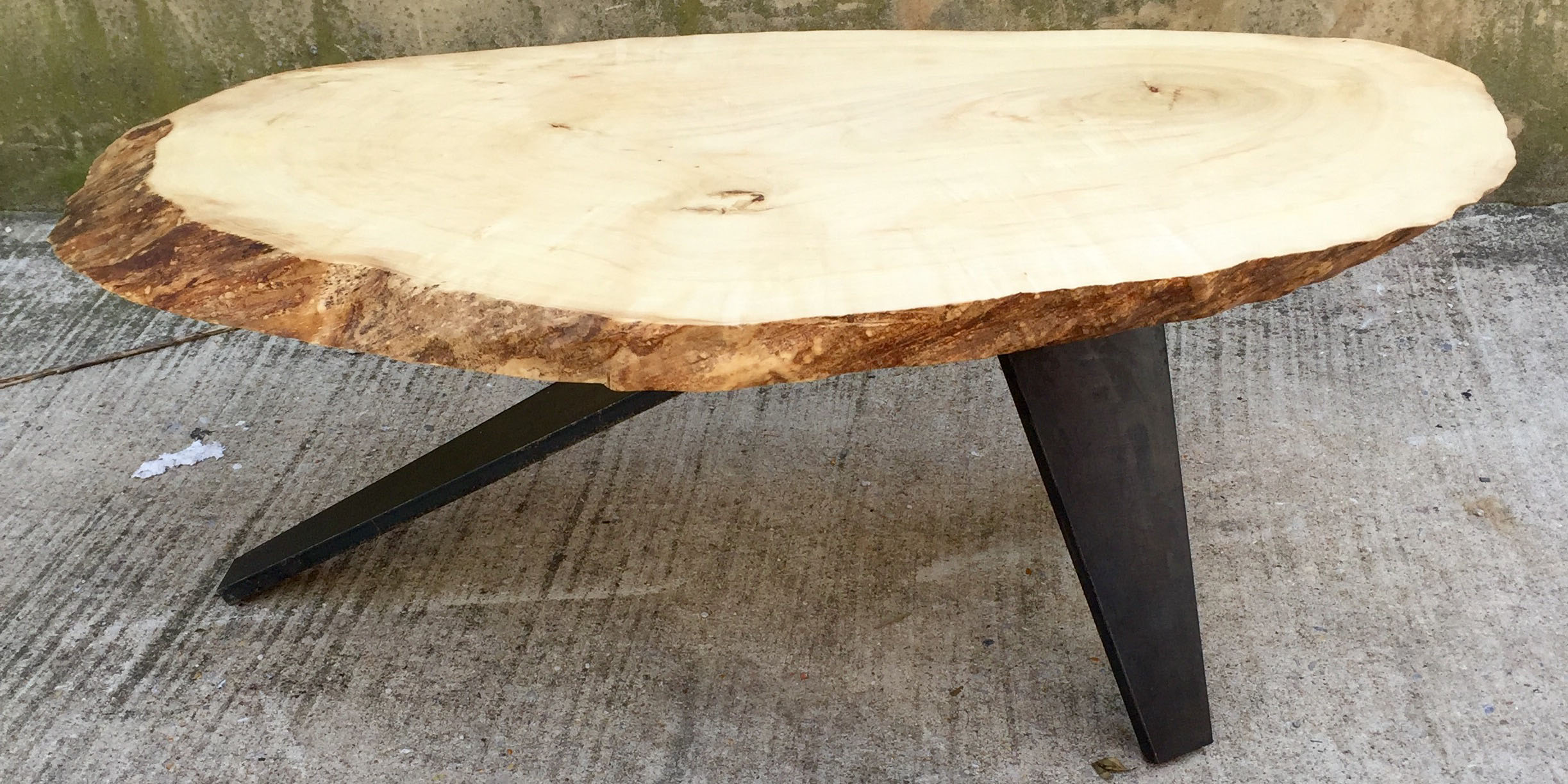 Final Boxelder Coffee Table