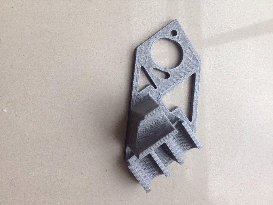 Print of the idler mount