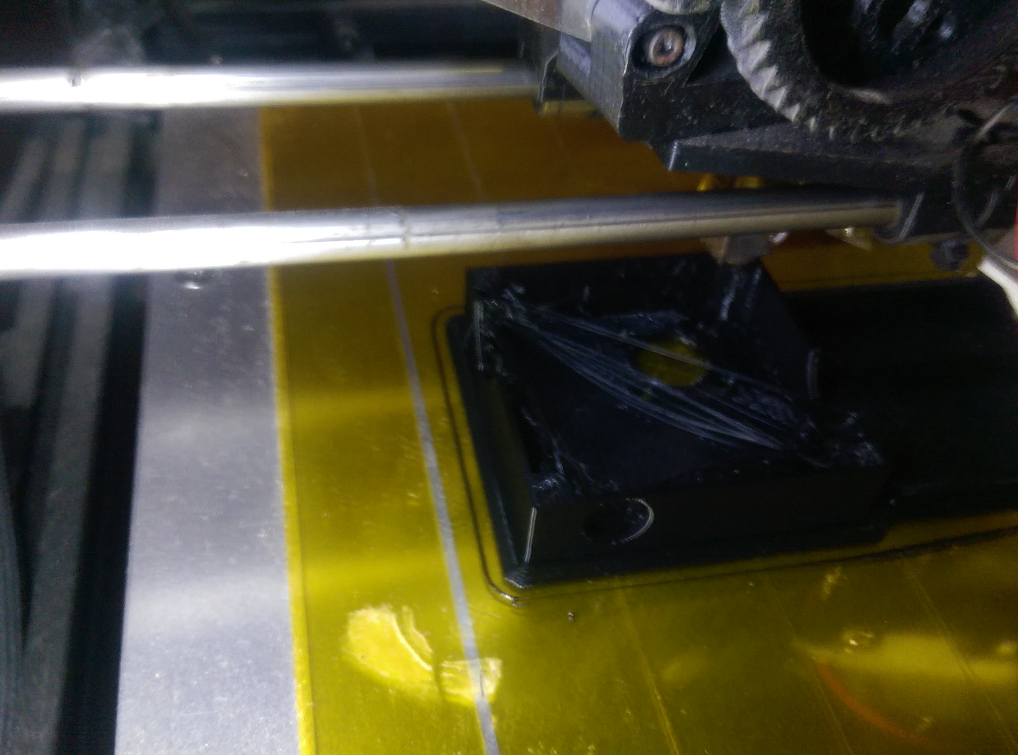 printing the switch box